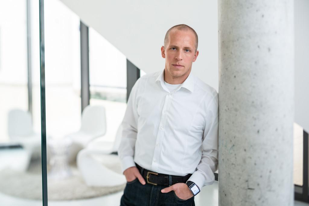 Wolfgang Stelzle CEO RF