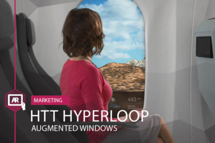 HYPERLOOP AUGMENTED WINDOWS