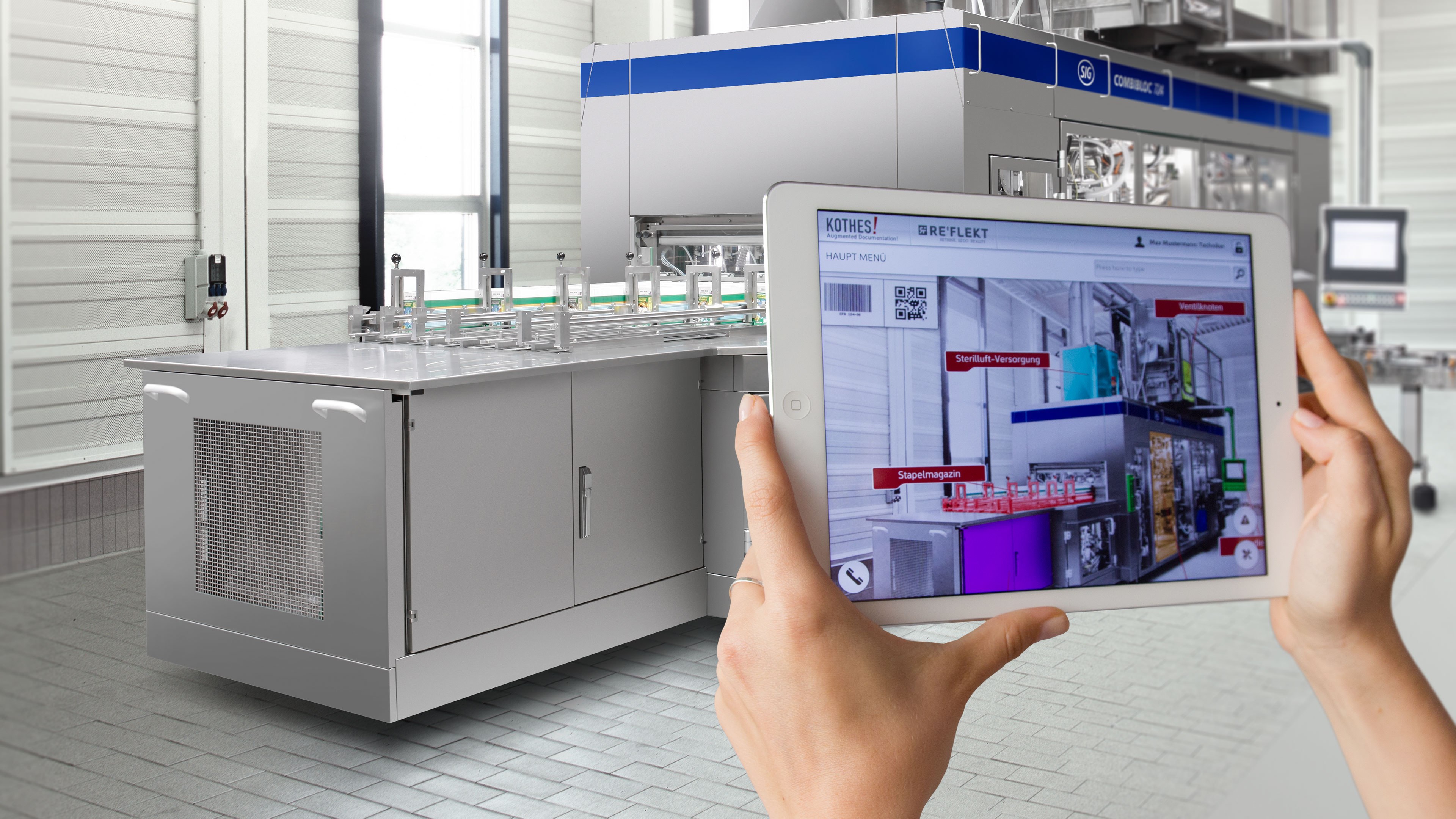 Augmented reality and the digital future of the manual for Augmented reality
