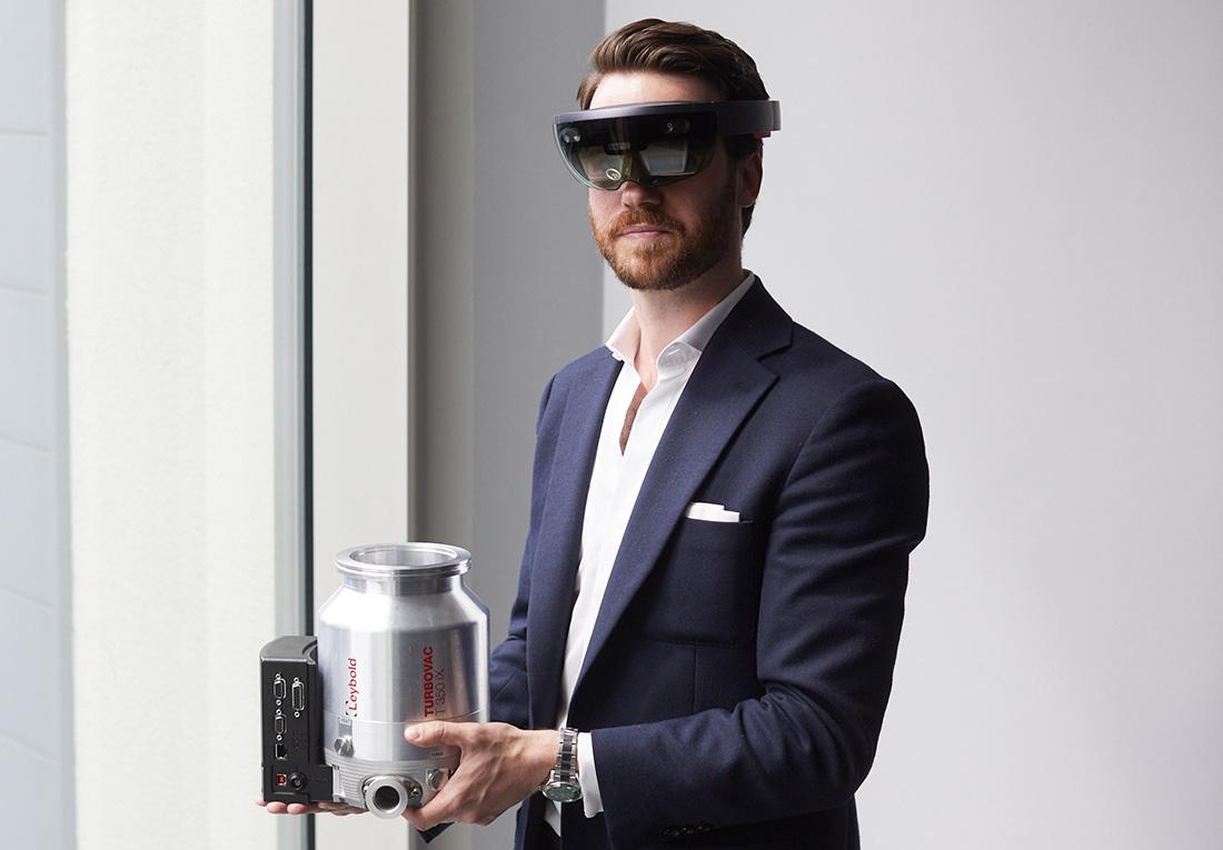 Leybold Augmented Reality Carl Brockmeyer